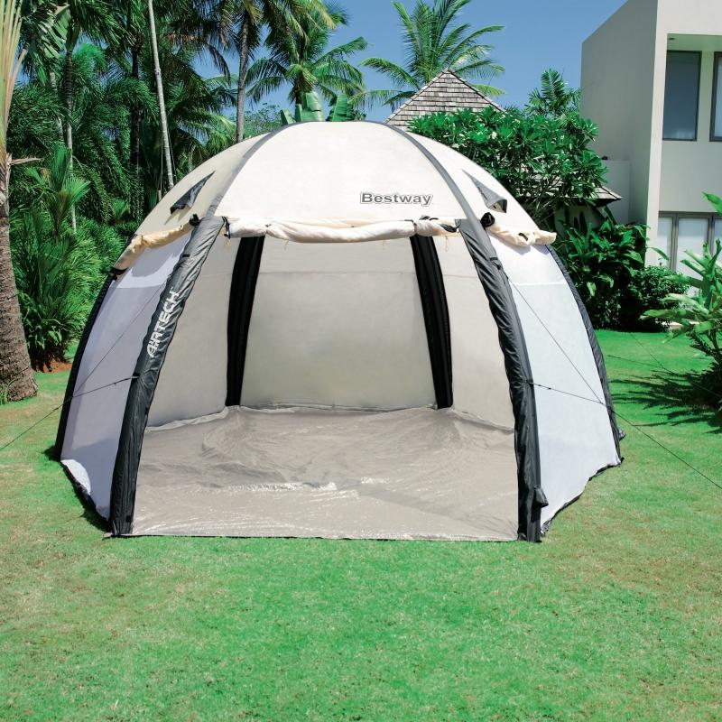 Billig lay z spa dome spa telt alt i spa fri fragt for Intex pool billig