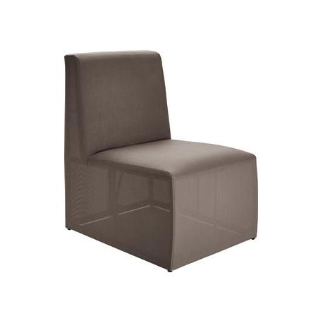Loggia Loungemodul Stol - grå-brun