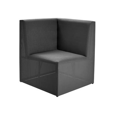 Loggia Loungemodul Hjørne - antrazit grå