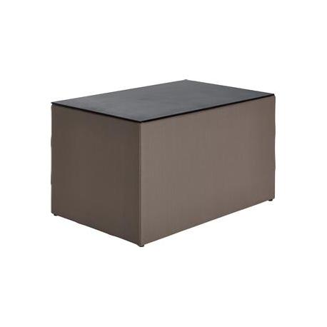 Loggia Lounge bord - grå-brun