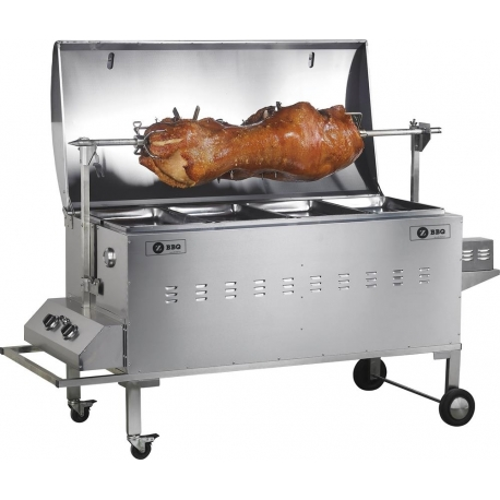 Z-BBQ Mammut heldyrsgrill - inkl. kyllingeholdere